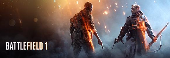 2 Teams, 64 Spieler:<br>Der erste Livestream<br>von Battlefield 1